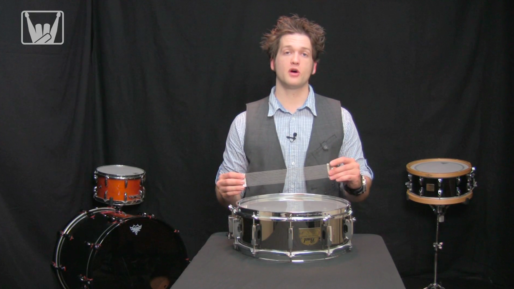 Anatomy Of A Snare Drum pt3