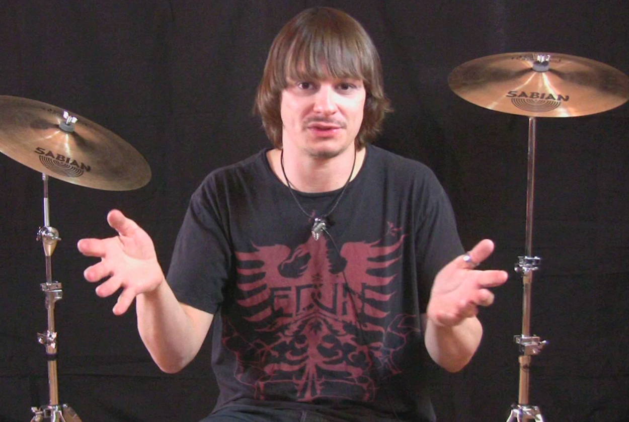 Ray Luzier pic
