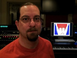 Scott Franciso - Recording/Mix Engineer and FullOnDrums.com Co-Founder