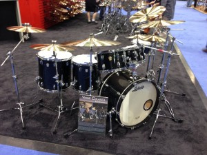 Vinnie Colaiuta's Kit