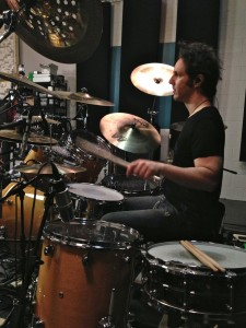 Glen Sobel on FullOnDrums