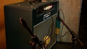 SOC Green Jaguar Amp