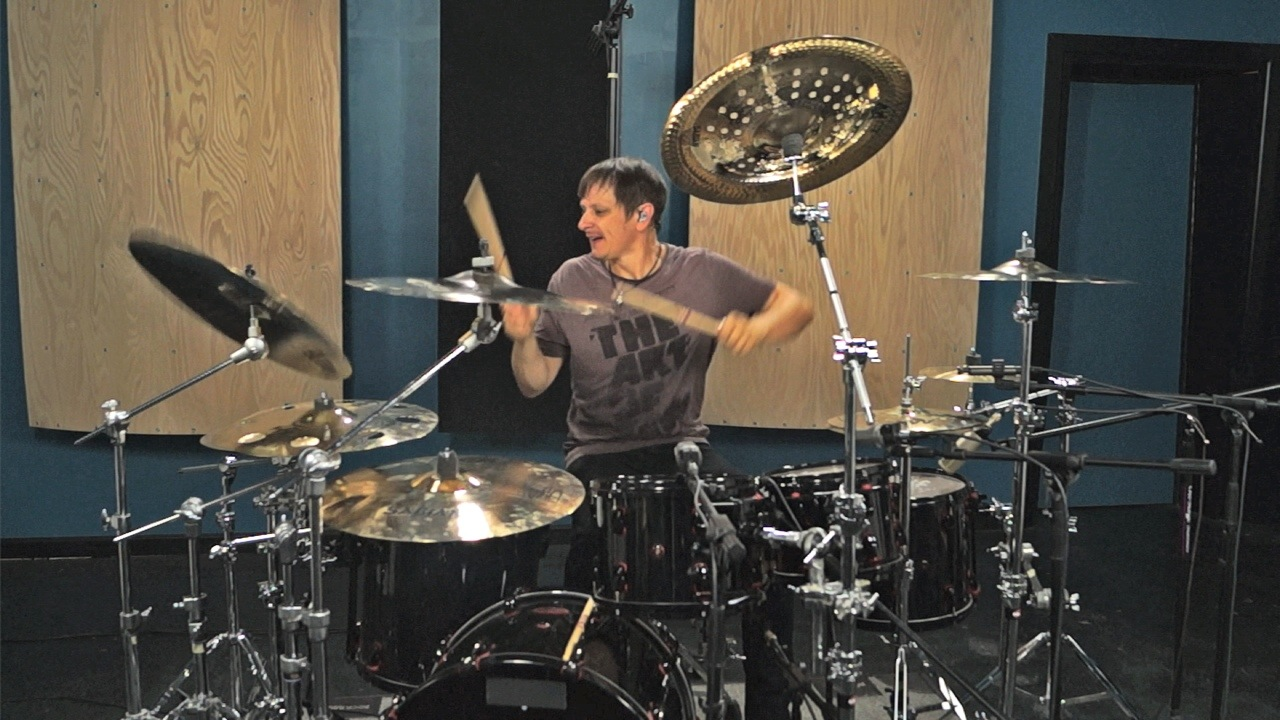 FOD Ray Luzier URS