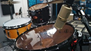 Heil PR30 on Floor Tom