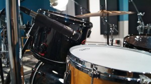 SM 57 on Top Snare